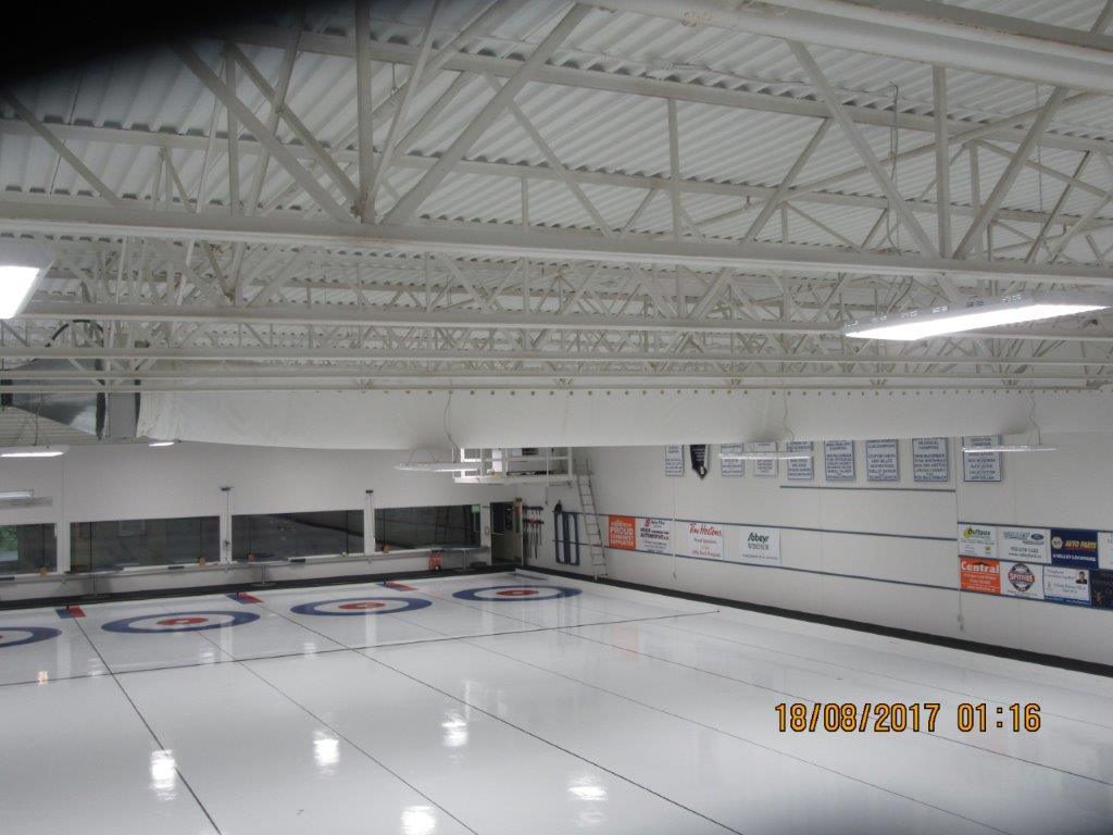 Windsor Curling Club Project