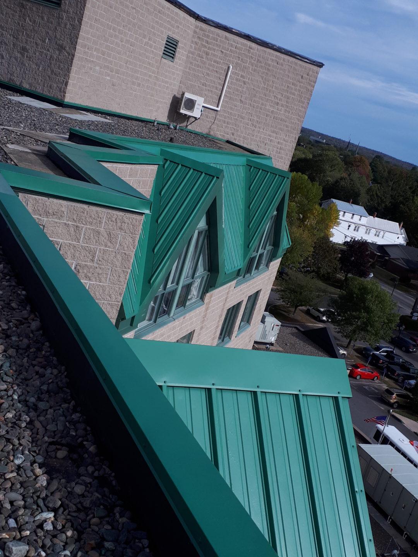 Metal Roof Paints