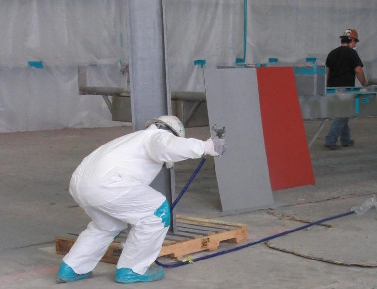 LDG Industrial Paint Consultant