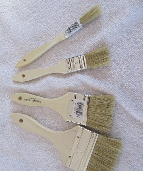 Brushes by LDG Paint Solutions