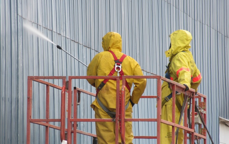 Chemical Cleaning - LDG Indrustriel Solutions