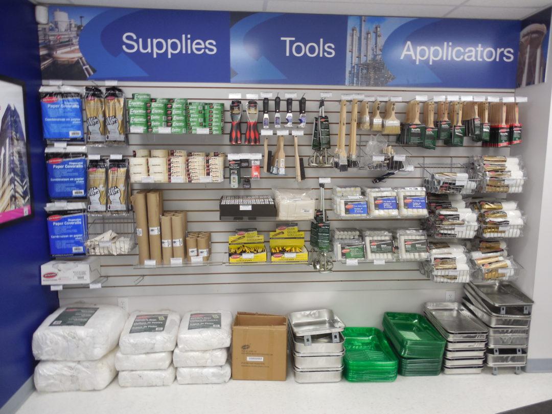 LDG Paint Solutions - Paint Supplies
